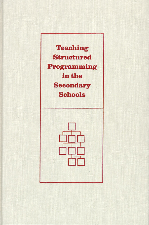 Teaching Structured Programming in the Secondary Schools. Pat McIntyre.