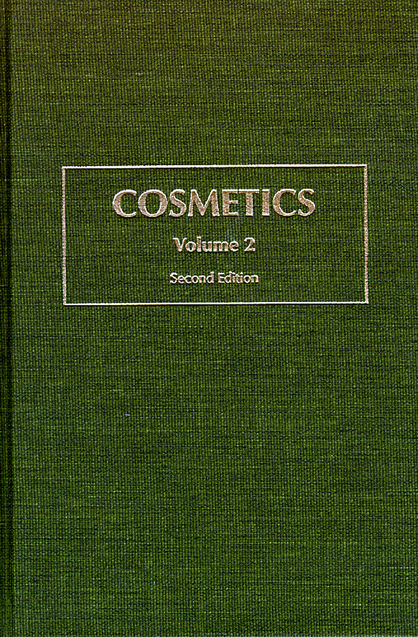 Cosmetics: Science and Technology - Volume 2. M. S. Balsam, E. Sagarin.