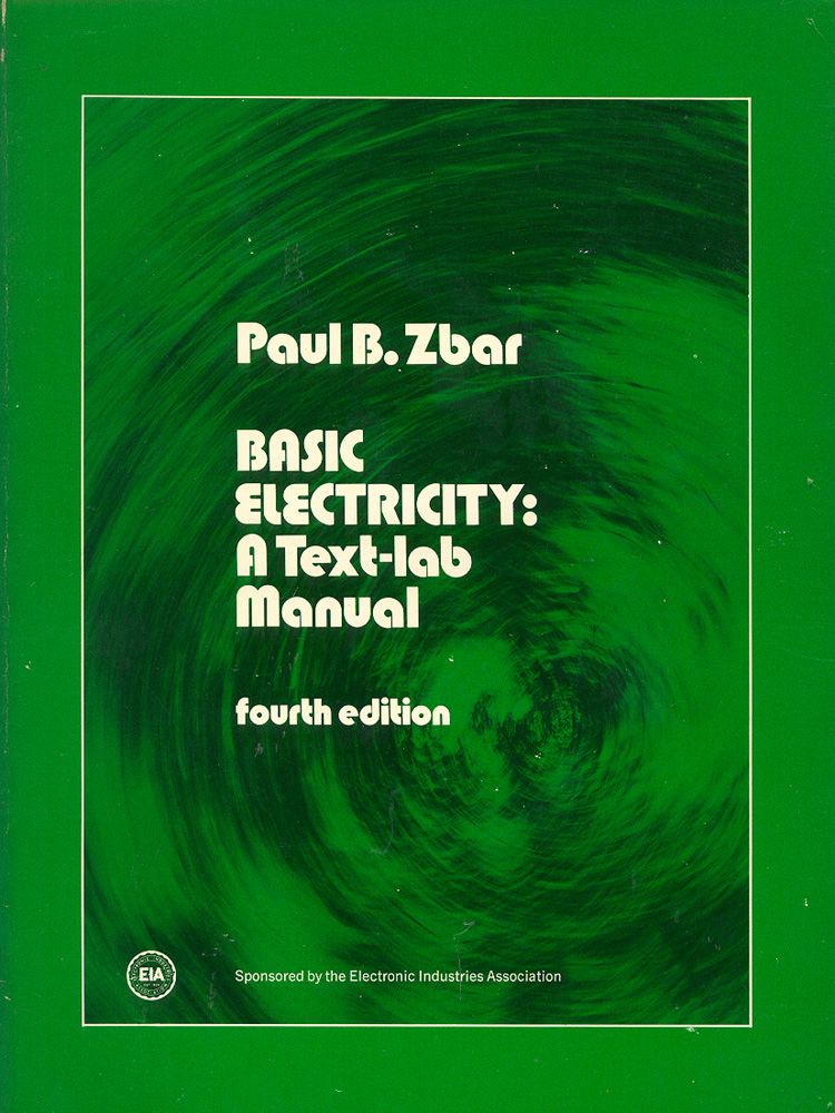Basic Electricity : A Text-Lab Manual by Paul B  Zbar on Technical  Bookstore Online