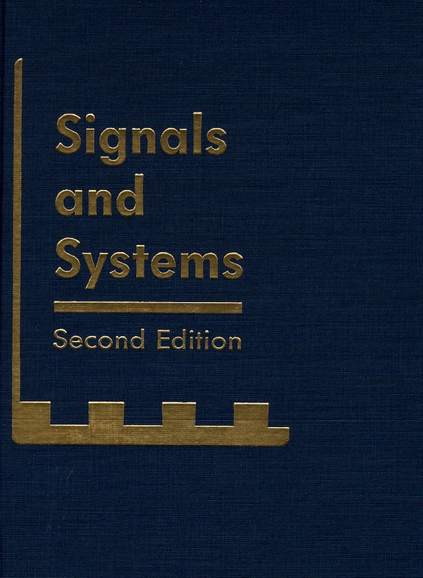 Signals and Systems. Alexander Poularikas, Samuel Seely.
