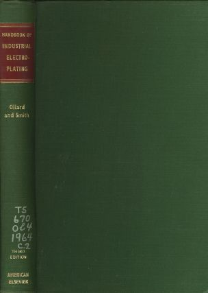 Handbook of Industrial Electroplating. E. A. And Smith Ollard, E. B