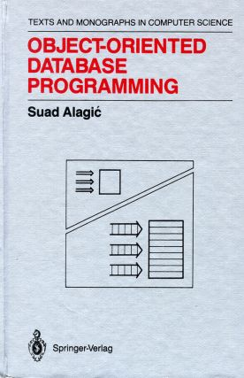 Object-Oriented Database Programming. Suad Alagic