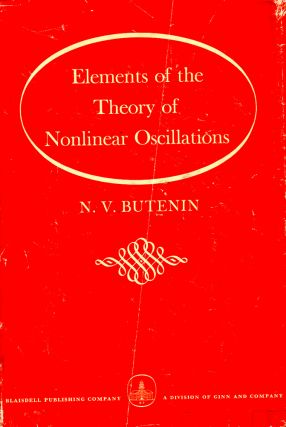 Elements of the Theory of Nonlinear Oscillations